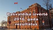 Pašvaldība izvērtē 2016. gada rezultātus