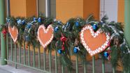 Komisija uzsākusi Ziemassvētku noformējuma konkursa dalībnieku vērtēšanu