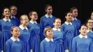 Daugavpils sagaidīja Jauno gadu, skanot garīgajai mūzikai