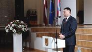 Noslēgusies Latvijas prezidenta Raimonda Vējoņa vizīte Daugavpilī