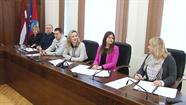Kārtējā preses konferencē pamattēmas bija Biznesa konference, reģistrēšanās uz vasaras nodarbinātību un dalīto atkritumu savākšana