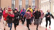 Rozā skrējienā piedalās trīsreiz vairāk dalībnieku