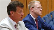 Par Daugavpils pilsētas domes priekšsēdētāju ievēlēts Andrejs Elksniņš