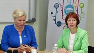 Līvija Jankovska: pilsētas izglītības sistēmai nepieciešams pašvaldības atbalsts