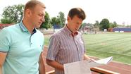 """Rihards Eigims: lemsim par to, kas un kā izmantos sporta kompleksu """"Celtnieks"""""""