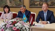 Kazahstānas  vēstnieka V.E. Bauržana Muhamedžanova vizīte turpinās ar uzņēmējdarbības jautājumu apspriešanu