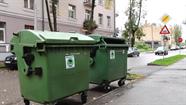Atkritumu izvešanas operatora maiņa pagāja bez lieliem pārmetumiem