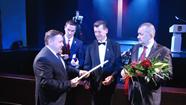Pasākumā par godu Latvijas Republikas proklamēšanai pasniegti pašvaldības apbalvojumi