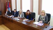 """Kārtējā preses konferencē pamattēmas bija Biznesa konference, uzņēmuma """"Daugavpils ūdens"""" darbība"""