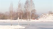 Komunālais dienests brīdina: iziet uz plānā ledus ir bīstami