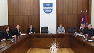 Notika pirmā preses konference 2018. gadā