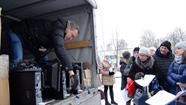 50 datori uzdāvināti Daugavpils ģimenēm
