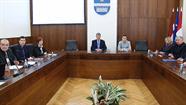 Kārtējā preses konference Daugavpils Domē