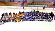 """Noslēdzās starptautiskā hokeja turnīra spēles ,,Daugavpils mēra kauss 2018"""""""