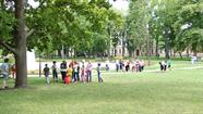 Turpinās e – pierakstīšanās bērnu vasaras nometnēm