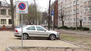 Kā labiekārtot autostāvvietu pagalmā?