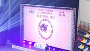Daugavpilī notika pasaules čempionāts hortingā