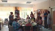 Daugavpilī deinstitualizācijas projekta ietvarossāka darboties specializētā darbnīca