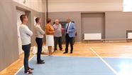 Daugavpils pilsētas domes priekšsēdētāja vietnieks Jānis Dukšinskis apmeklēja Daugavpils 12. vidusskolu un Daugavpils krievu vidusskolu – liceju