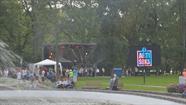 """1. septembrī  Dubrovina parkā notika jauniešu festivāls """"Artišoks 2018"""""""