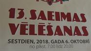 Šonedēļ norisinās 13.Saeimas vēlēšanas